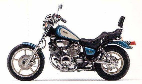 Trust, Yamaha virago motorcycle